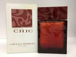 <b>Crystal Chic</b> by <b>Carolina Herrera</b> 2.7 Oz EDP 80ml Women's Eau De ...