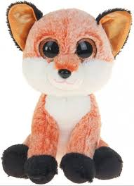 ≡ <b>Мягкая игрушка Fancy Глазастик</b> Лисёнок (GLN0R) – купить в ...