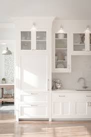 modern kitchen cabinet hardware traditional: simons hardware traditional kitchen remodelling ideas new york built in refrigerator with panels down lights