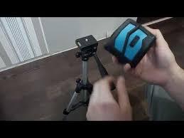 Видеобзор от покупателя на <b>Уровень лазерный INSTRUMAX</b> ...