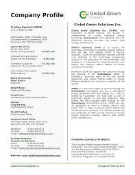 company profile sample writing all file resume sample company profile sample writing company profile example quest career profile examples example of company profile sample