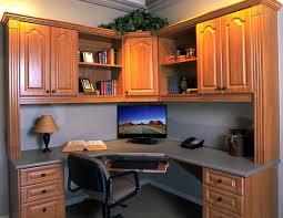 corner home office amazing wood office desk corner office