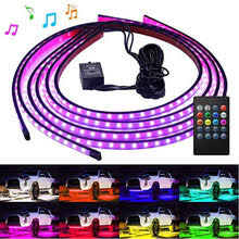 Compare prices on <b>Car Atmosphere</b> Lamp with Remote Control ...