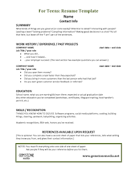 create a teen resume best ideas about high school resume template make job resume how create make a