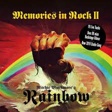 Ritchie Blackmore's <b>Rainbow</b>* - <b>Memories</b> In Rock II (2018, CD ...
