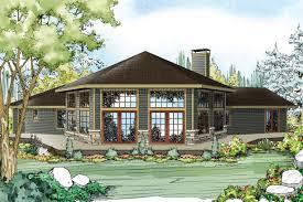 Silvercrest House Plan Is Abundant With Natural Light   Associated    Ranch House Plan  View Lot Home Plan  Silvercrest