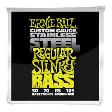 <b>Ernie Ball</b> 2842 (для бас-<b>гитары</b>), купить <b>гитарные струны</b> Ernie ...