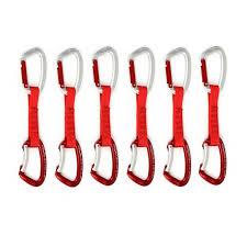 <b>Набор оттяжек с</b> карабинами Edelweiss Top Evo Quickdraws 12 ...