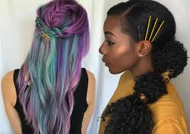 41 Exposed Bobby Pin Hairstyles: How to Use Bobby Pins - Glowsly