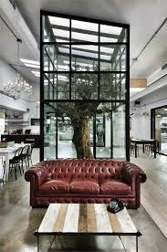 modern tree aquarium with art deco sofa architecture home house design art furniture art deco office contemporary