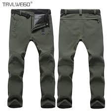 2019 <b>TRVLWEGO</b> Men Warm Winter Waterproof Fishing <b>Trousers</b> ...