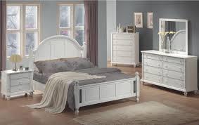 bedroom sets white wood