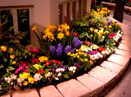 small raised flower bed ideas raised flower beds outdoor decoration ideas landscaping flowers tough