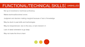 competency assessment functional technical skills competency assessment functional technical skills