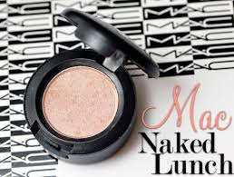 <b>MAC</b> Unsung Heroes: <b>Naked Lunch</b> Eyeshadow - Makeup and ...