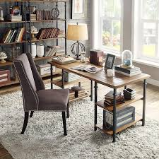 vintage home office desk awesome interior design home office awesome glass corner office desk glass