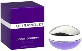 <b>Paco Rabanne Ultraviolet</b> EdP 50ml in duty-free at airport Koltsovo