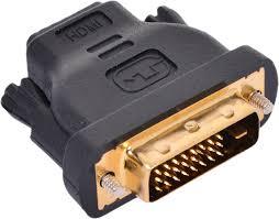 Купить кабель DVI, <b>HDMI VCOM HDMI 19F</b> ↔ DVI-D 25M VAD7818 ...