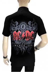 <b>Поло</b> AC <b>DC</b> Black Ice 13024 купить в интернет-магазине ...