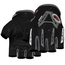 PRO - 03B Summer <b>Motorcycle</b> Outdoor Fingerless Gloves <b>1 Pair</b>