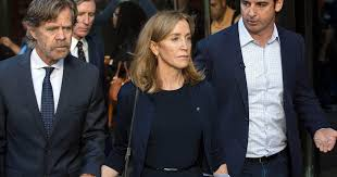 Felicity Huffman sentenced to 14 days in jail in college admissions ...