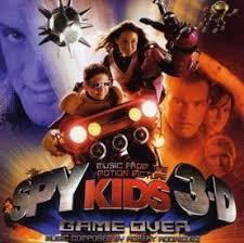 Дети шпионов 3: Игра окончена <b>саундтрек</b>, <b>OST</b> в mp3, музыка из ...