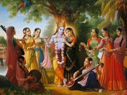 holi festival history happy holi day images  raas leela