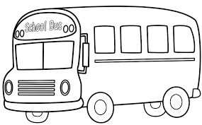 Small Picture School Bus Coloring Pages For Preschool Image Gallery HCPR