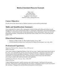 receptionist resume objective sample resume of doctors reception receptionist sample resume