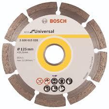 """<b>Диск алмазный Bosch</b> """"ECO <b>Universal</b>"""", диаметр 12,5 см"""