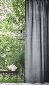 <b>Комплект штор</b> «<b>Волшебная ночь</b>» Базальт, рогожка, 165х270 см ...