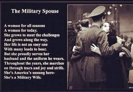 Military Spouse Meme - I just had to share this one! - San Diego ... via Relatably.com