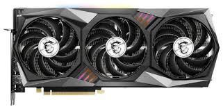 <b>Видеокарта MSI GeForce</b> RTX 3070 Gaming X Trio 8GB — купить ...