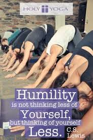Image result for yoga quotes on humility
