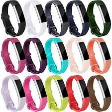 Maledan Bands Compatible with <b>Fitbit Alta</b>/<b>Alta HR and Fitbit Ace</b> ...