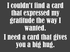 Thank You Messages and Quotes on Pinterest | Thank You Cards ...