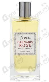 <b>Парфюмерная</b> вода <b>Fresh Cannabis</b> Rose (<b>Фреш</b> Каннабис Роуз)