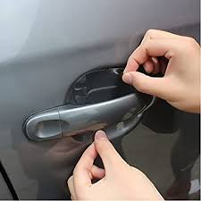 Meccion 12 Pcs <b>Universal</b> Invisible <b>Car Door</b> Handle Sticker for ...