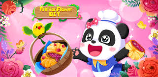 Little Panda's <b>Fashion Flower</b> DIY - Apps on Google Play