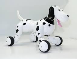 <b>Радиоуправляемая робот</b>-<b>собака</b> HappyCow Smart Dog — купить ...