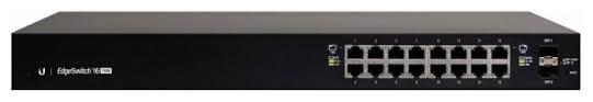 Купить <b>Коммутатор Ubiquiti EdgeSwitch ES-16-150W</b> в интернет ...