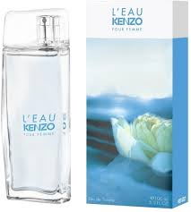 <b>L'Eau Kenzo Pour Femme</b> EdT 100ml in duty-free at airport ...