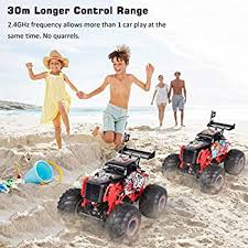 tech rc Remote Control Car 2.4g High Speed RC Car ... - Amazon.com