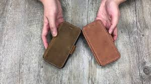 Tell the difference between real leather and <b>PU leather</b>. - YouTube