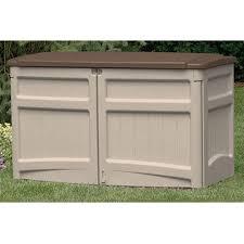 patio storage shed