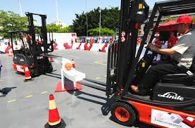 the rd linde cup forklift skills competition came to a successful    the rd linde cup forklift skills competition came to a successful close