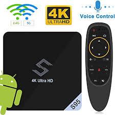 Android TV BOX - VIDEN <b>S95 TV BOX</b> Android 8.1 Smart TV Box ...