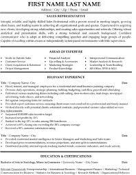 s representative resume sample jpgsales representative resume sample  amp  template