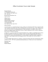 cover letter cover letter for office coordinator cover letter for cover letter coordinator cover letter marketing coordinator best tutorial office samplecover letter for office coordinator extra