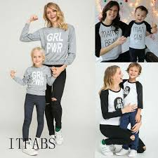 <b>2019 NEW</b> Family Matching Pajamas Outfits Set Parent Children ...